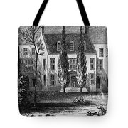 James Buchanan (1791-1968) Tote Bag