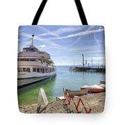 Lake Constance Meersburg Tote Bag