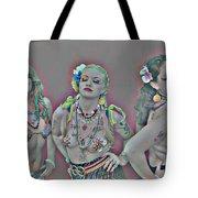 Mermaid Parade 2011 Coney Island Tote Bag