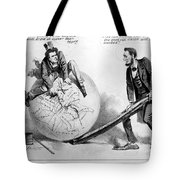 Presidential Campaign: 1864 Tote Bag