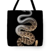 Southern Pacific Rattlesnake X-ray Tote Bag