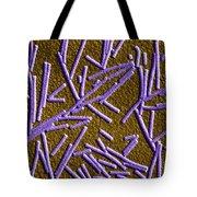 Tobacco Mosaic Virus, Tem Tote Bag