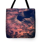 Western United States Tote Bag