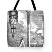 William Kidd (c1645-1701) Tote Bag