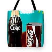 70's Coke Tote Bag