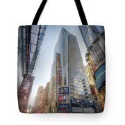 7th Street Nyc  Tote Bag