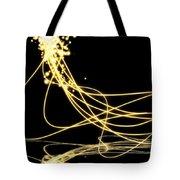 Abstract Lighting Effect  Tote Bag by Setsiri Silapasuwanchai