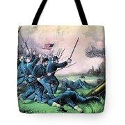 American Civil War, Battle Tote Bag