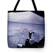 Apollo Mission 17 Tote Bag