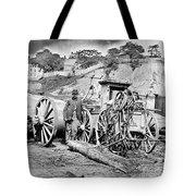 Civil War: Richmond, 1865 Tote Bag