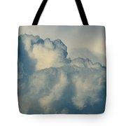 Cumulonimbus Clouds Tote Bag