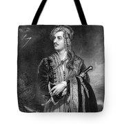 George Gordon Byron Tote Bag