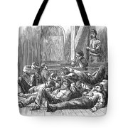 Great Railroad Strike, 1877 Tote Bag