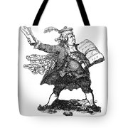James Boswell (1740-1795) Tote Bag