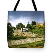 Kalemegdan Fortress In Belgrade Tote Bag