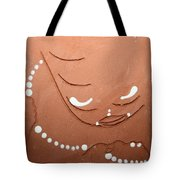 Mama - Tile Tote Bag by Gloria Ssali