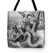 Rabelais: Pantagruel Tote Bag