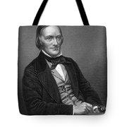 Richard Owen, English Paleontologist Tote Bag