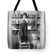 Silent Still: Children Tote Bag