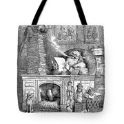 Thomas Nast: Santa Claus Tote Bag