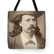 William F. Cody (1846-1917) Tote Bag