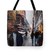 82nd Street Tote Bag