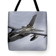 A Luftwaffe Tornado Ids Over Northern Tote Bag
