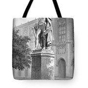 Benjamin Thompson Tote Bag by Granger