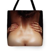 Couple Making Love Tote Bag