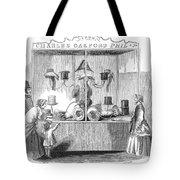 Crystal Palace, 1853 Tote Bag