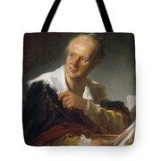 Denis Diderot (1713-1784) Tote Bag