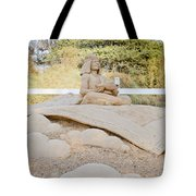 Fairytale Sand Sculpture  Tote Bag