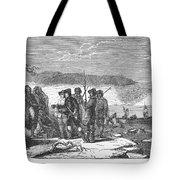 Henry Hudson (d. 1611) Tote Bag