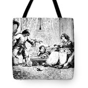 India: Sepoy Rebellion, 1857 Tote Bag