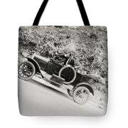 Silent Film: Automobiles Tote Bag