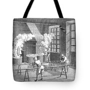 Textile Manufacture Tote Bag