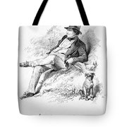 Washington Irving Tote Bag