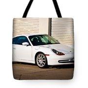 911 Porsche 996 6 Tote Bag
