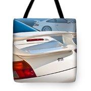911 Porsche 996 8 Tote Bag