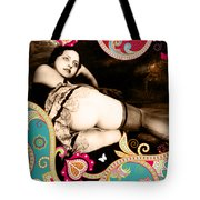 Goddess Tote Bag