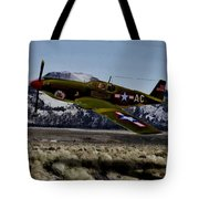 A-36 Apache Recon Tote Bag