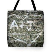 A And J Tote Bag