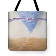 A Balanced View Tote Bag