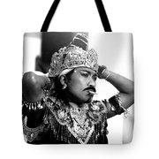 A Balinese Smoke Tote Bag