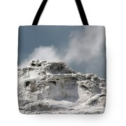 A Beautiful Geyser Tote Bag