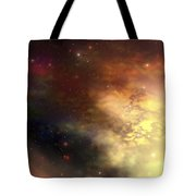 A Beautiful Nebula Out In The Cosmos Tote Bag