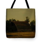 A Beauty Of An Old Barn Tote Bag