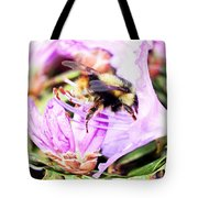 A Bees World Tote Bag