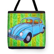 A Beetle Remembered Tote Bag
