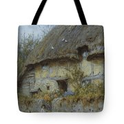 A Berkshire Cottage  Tote Bag